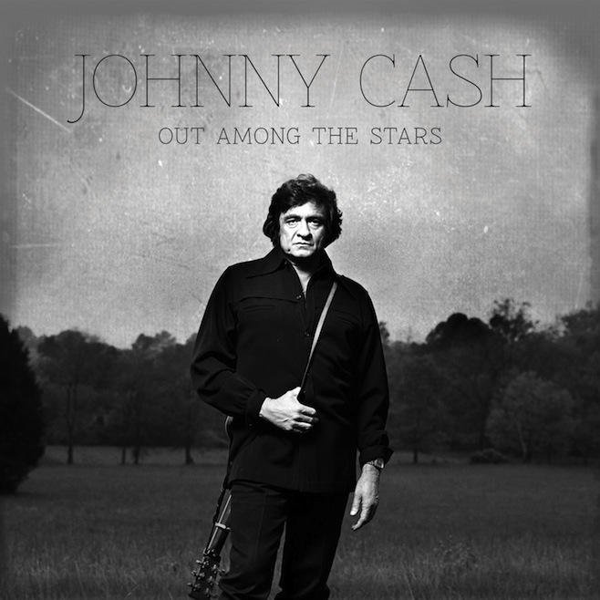 Johnny Cash – Out Amoung The Stars