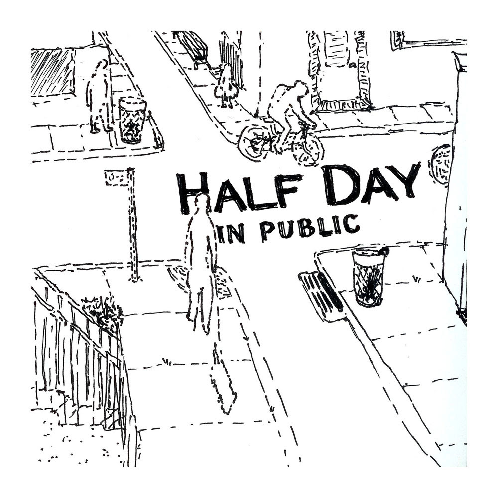 Admirable Traits Signs Brooklyn's Half Day, Releases In Public LP