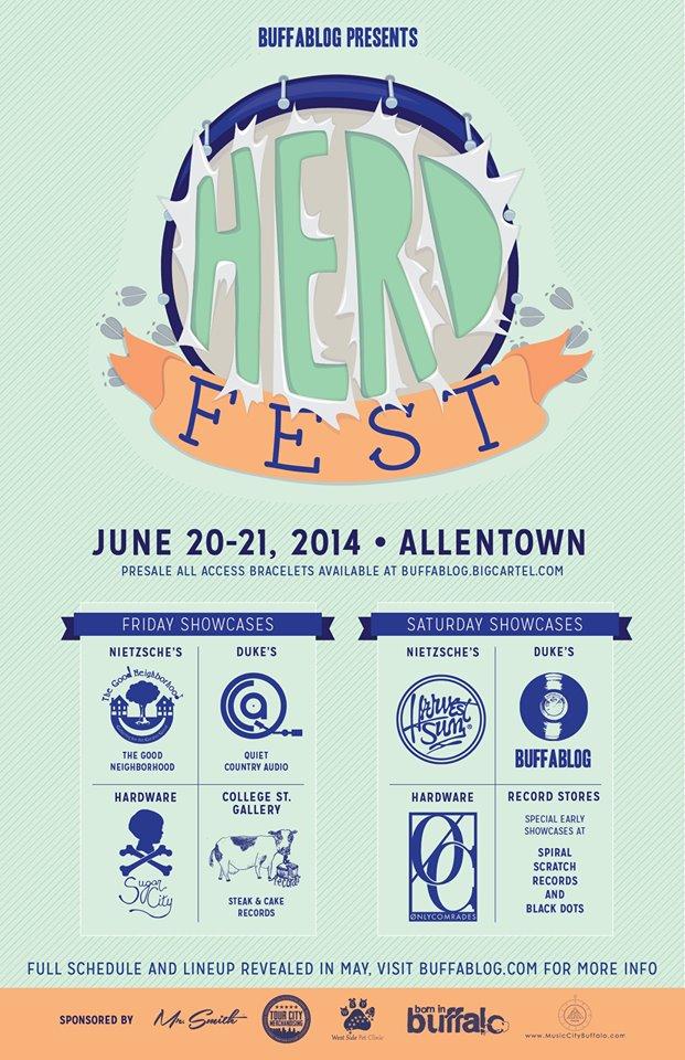 Just Announced: Herd Fest