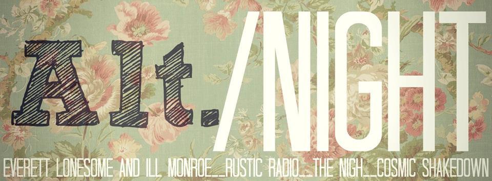 Tonight: Rustic Radio, The Nigh, Cosmic Shakedown