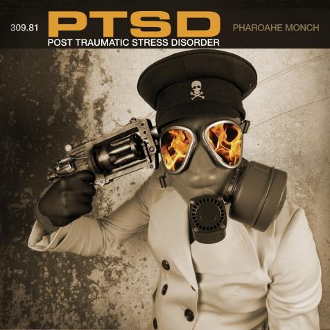 Pharoahe Monch –  PTSD: Post Traumatic Stress Disorder