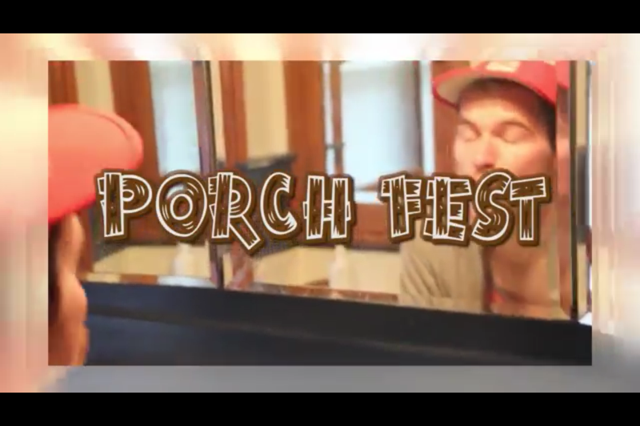 Buffalo Porchfest Once Again Needs Bands, Porches