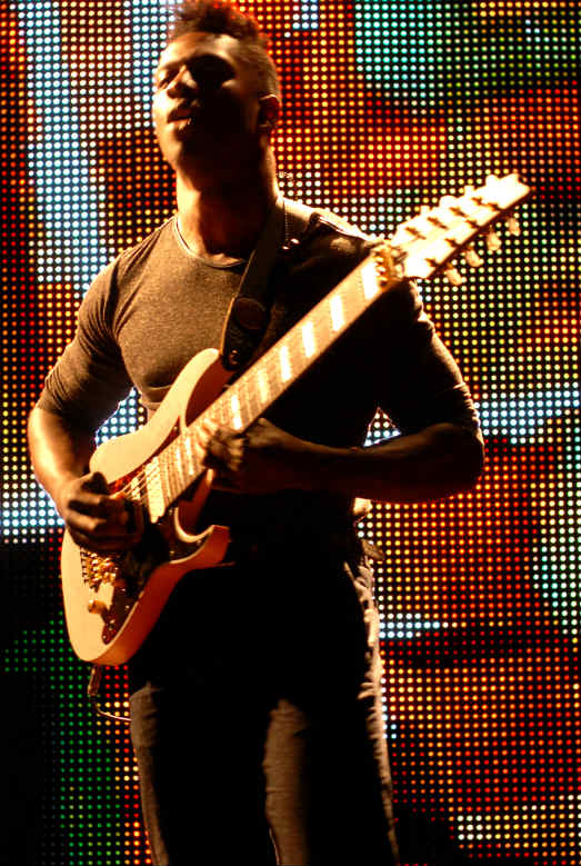 Animals As Leaders & Conquering Dystopia at the Town Ballroom (5/21/14)