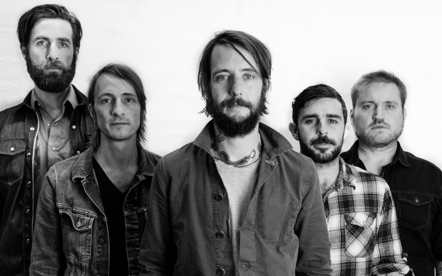 Just Announced: Band of Horses