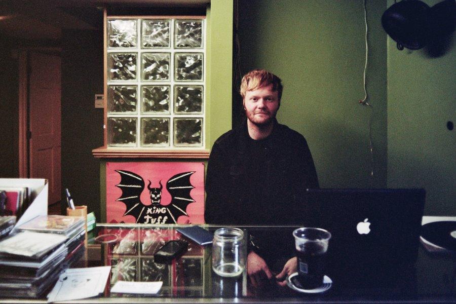 Joshua Smith of Black Dots