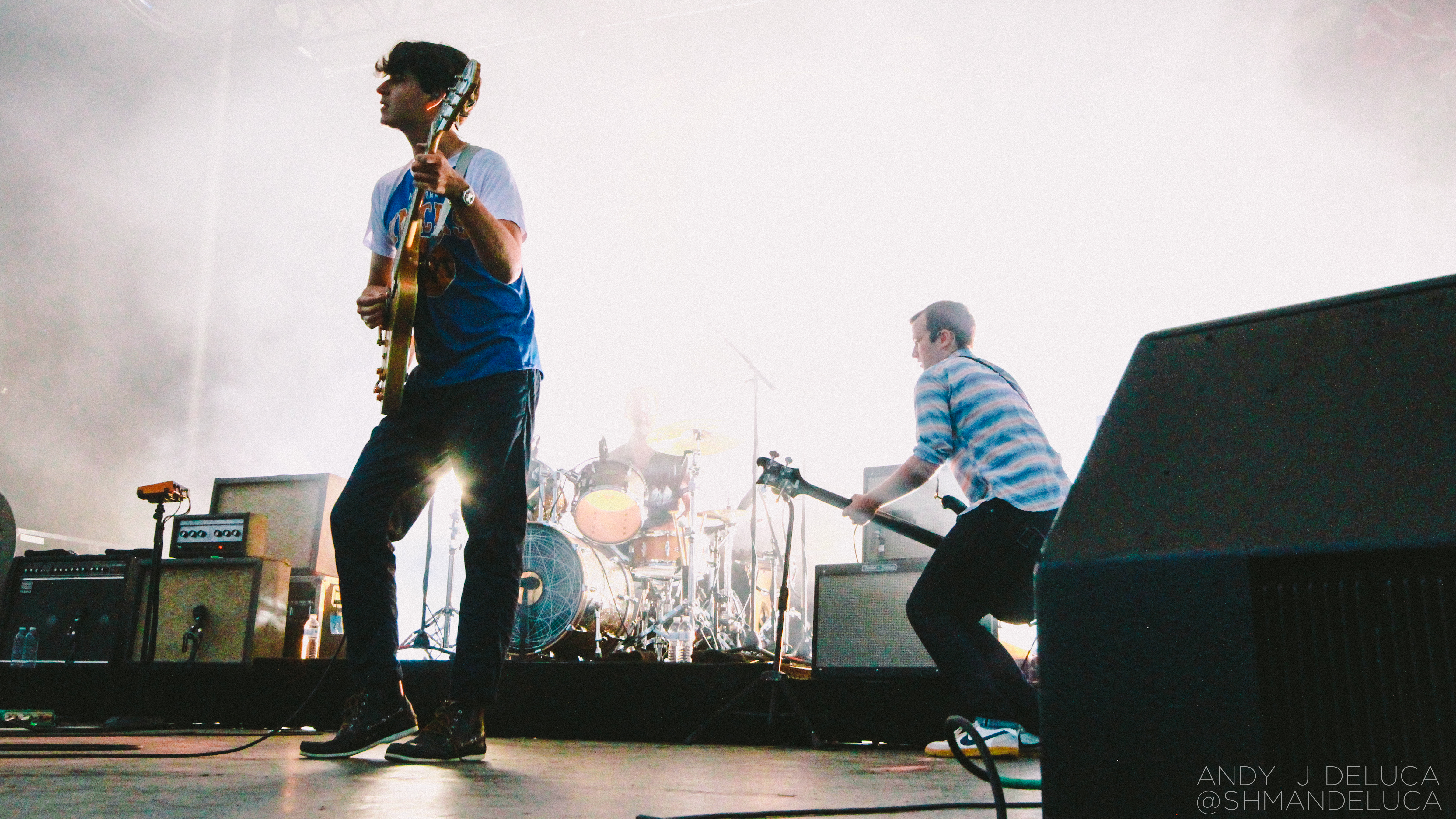 Vampire Weekend at the Outer Harbor (6/9/14)