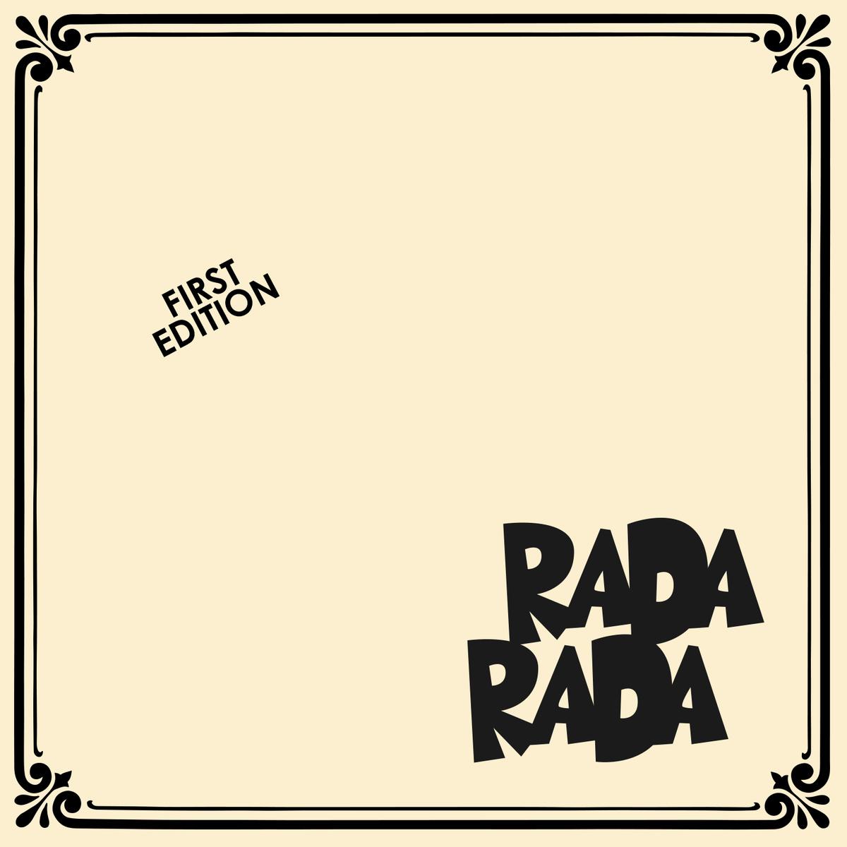Radarada – First Edition