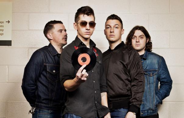 Tonight: Arctic Monkeys