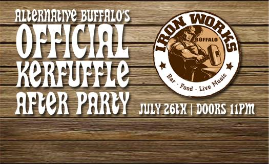 Tonight: Kerfuffle After Party