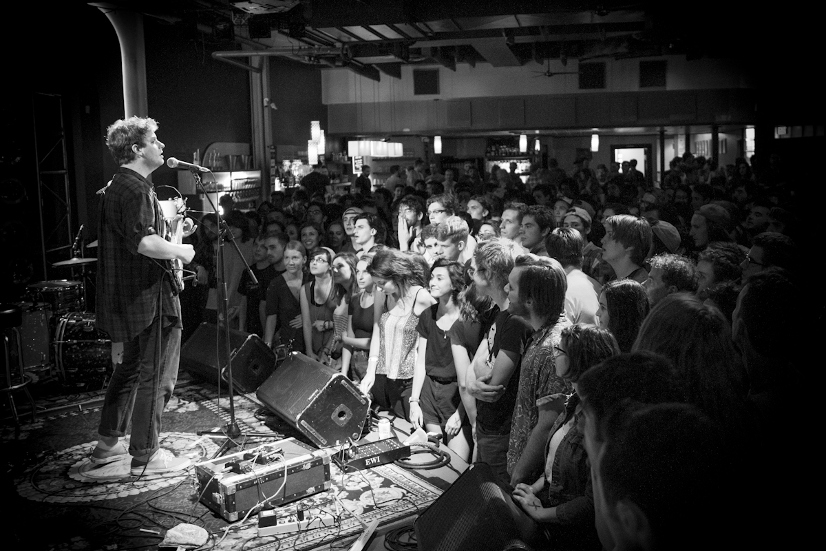 Mac DeMarco at the Tralf Music Hall (7/18/14)