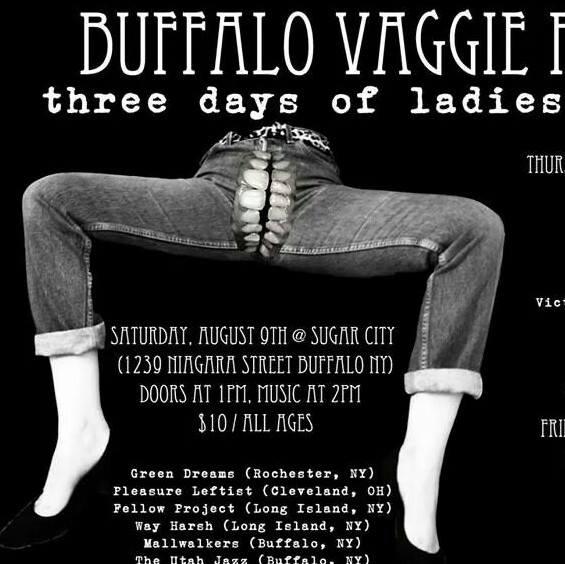 Buffalo Vaggie Fest