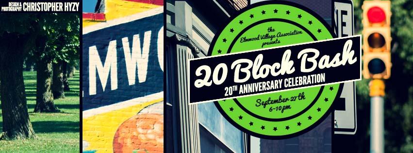 Tonight: The Elmwood Village 20 Block Bash