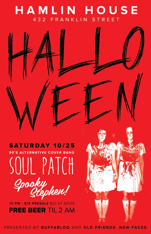 Just Announced: Halloween at the Hamlin House