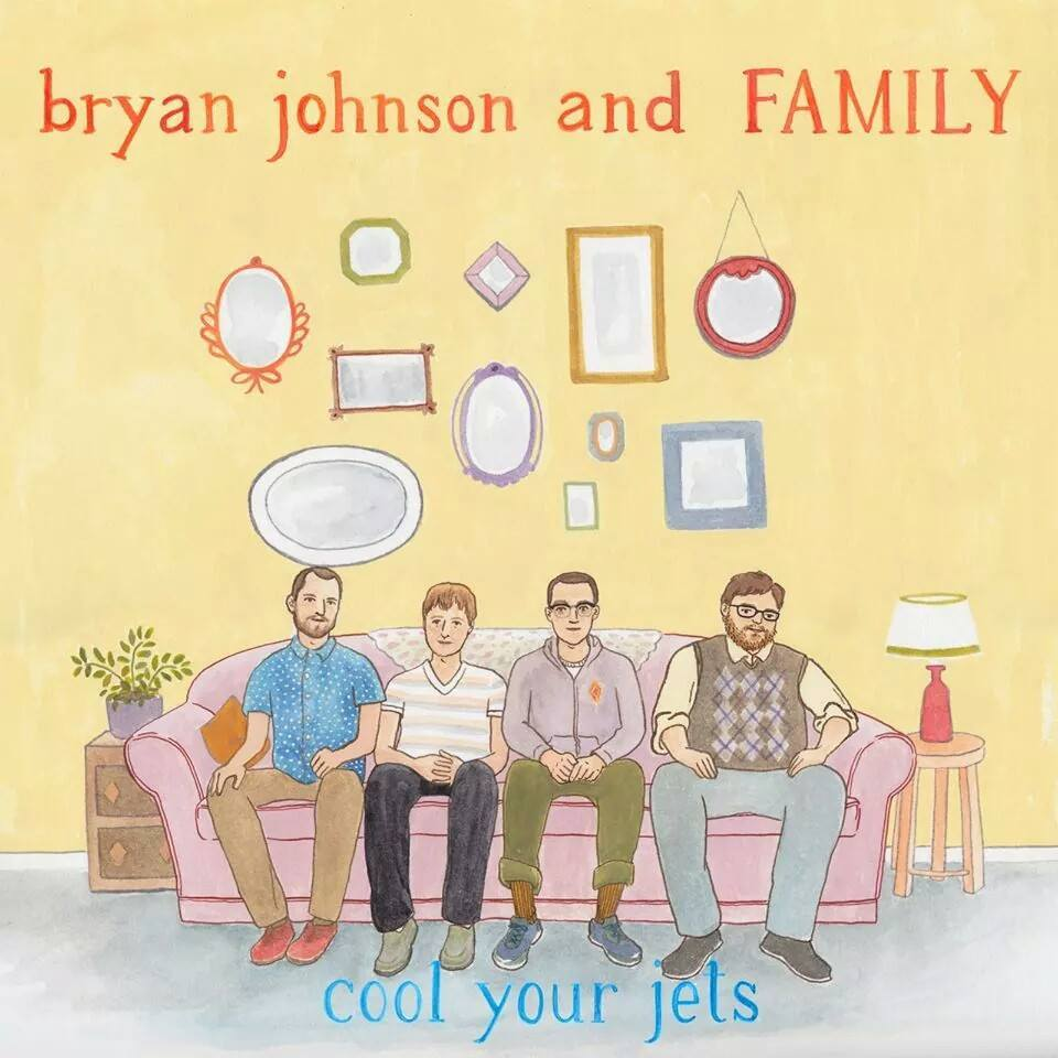 """Bryan Johnson & Family Signs to Admirable Traits, Releases """"Dead Fox"""" Single"""
