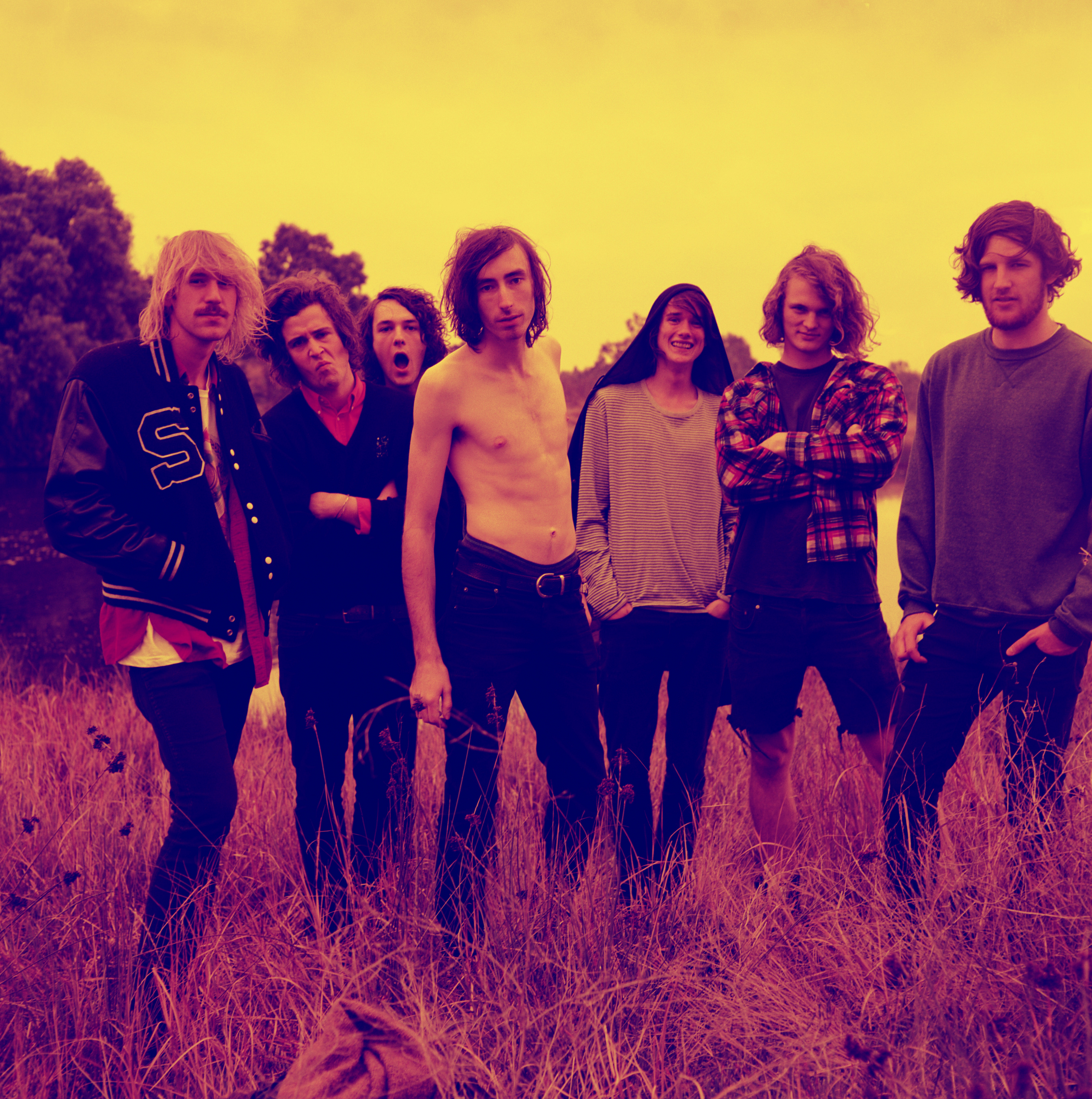 Know Your Opener: King Gizzard & The Lizard Wizard
