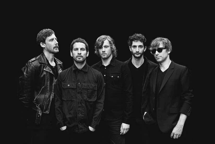 Just Announced: Sam Roberts Band