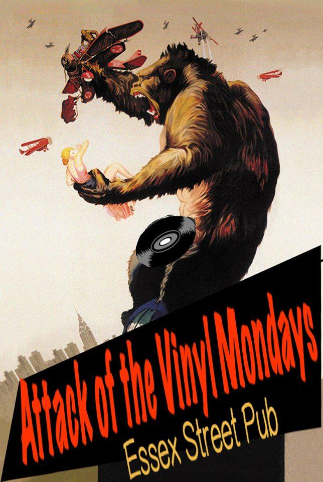 Tonight: Attack of the Vinyl Mondays