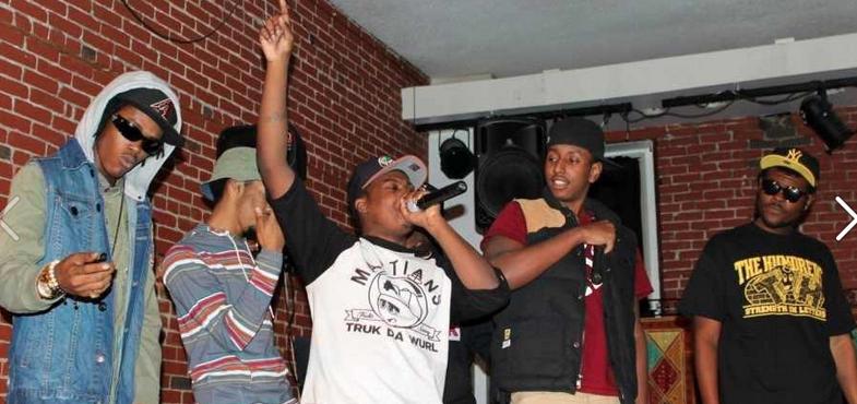 Mile High Muzik is Buffalo's Rising Rap Posse