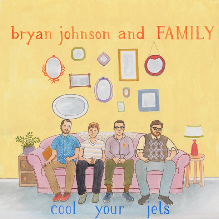 Bryan Johnson and Family – Cool Your Jets