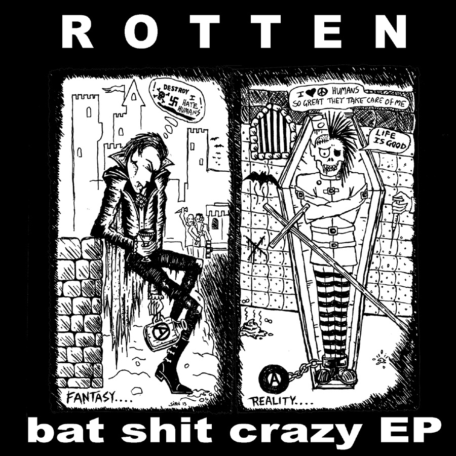 Tonight: Rotten EP Release Party
