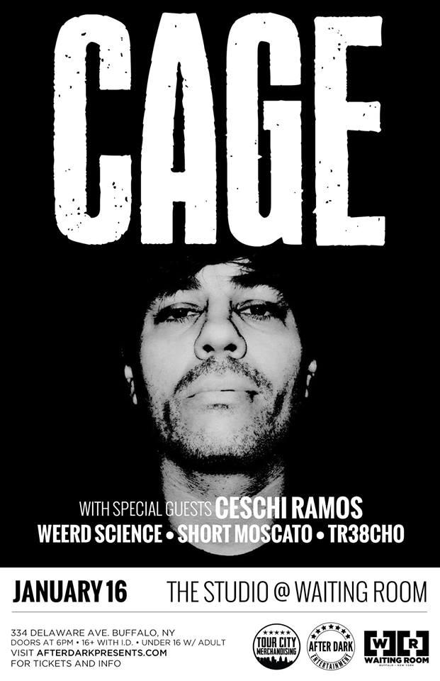 Tonight: Cage