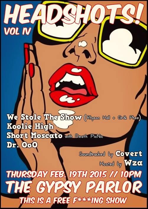 Tonight: Headshots! Vol IV