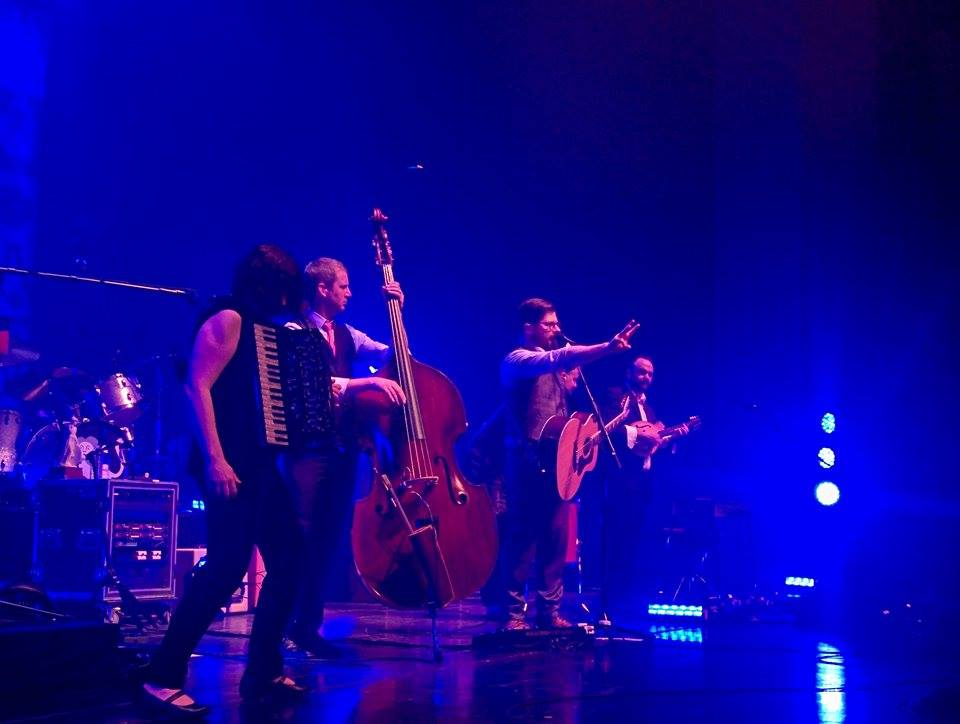 The Decemberists w/ Alvvays @ UB's Center for the Arts (4/1/15)