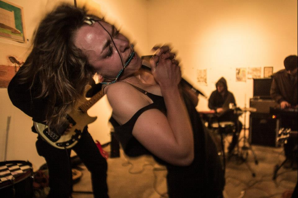 Five Questions with Kassie Carlson of Guerilla Toss