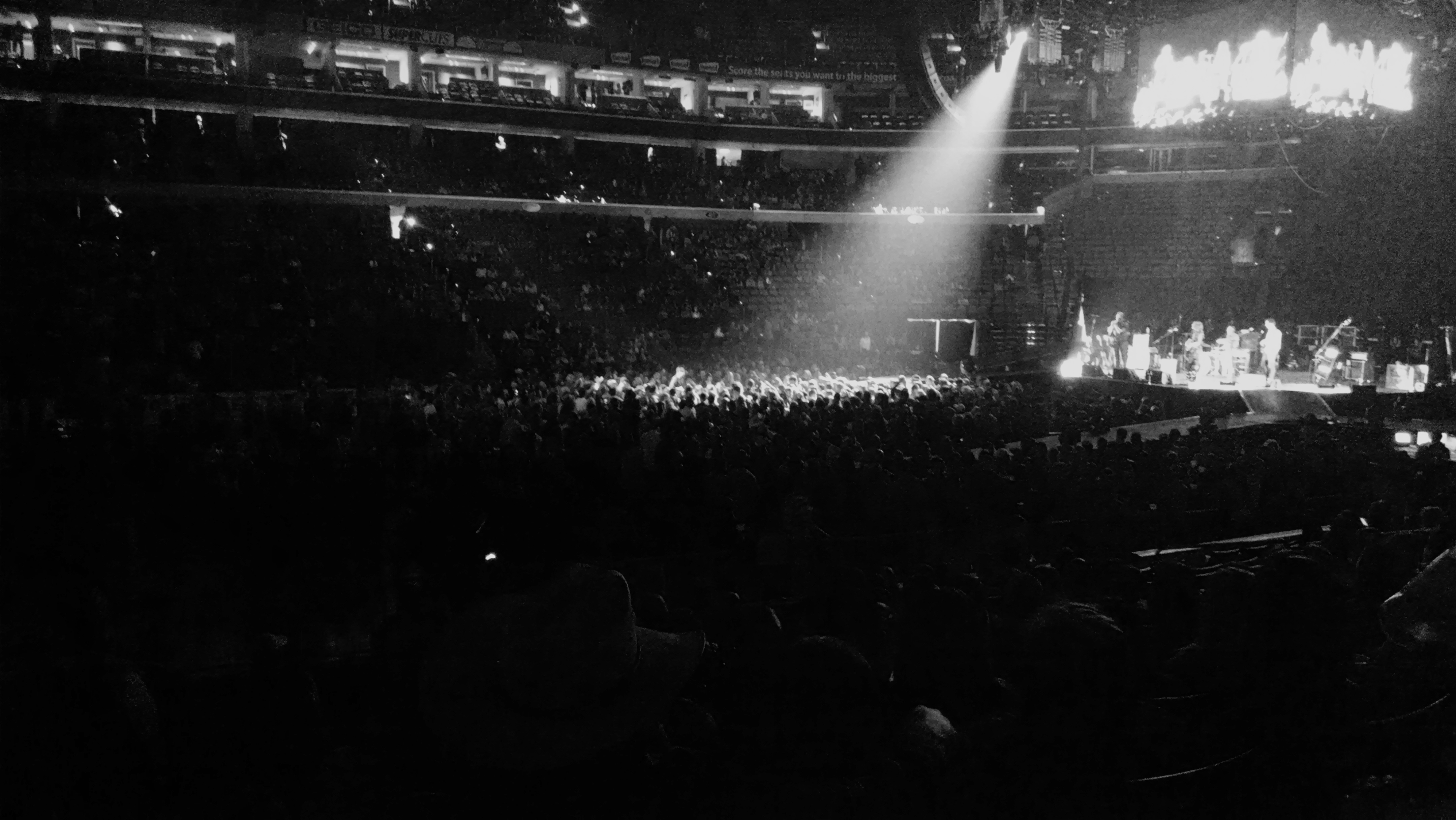 The Lone Bellow at The First Niagara Center (5/1/15)