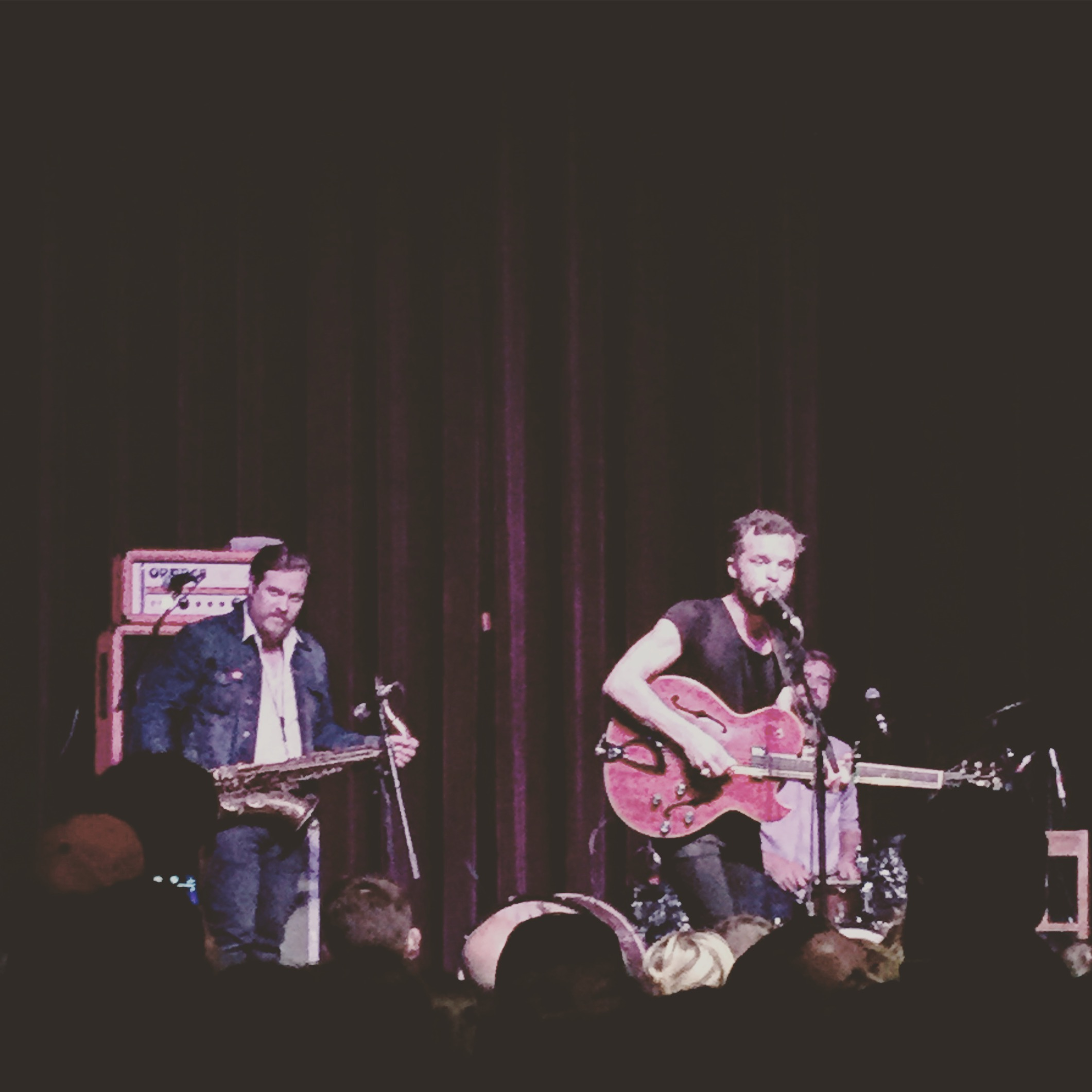 The Tallest Man on Earth at Asbury Hall (7/22/15)