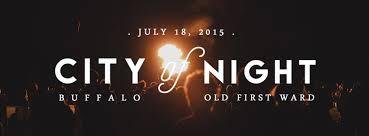 Tonight: City of Night