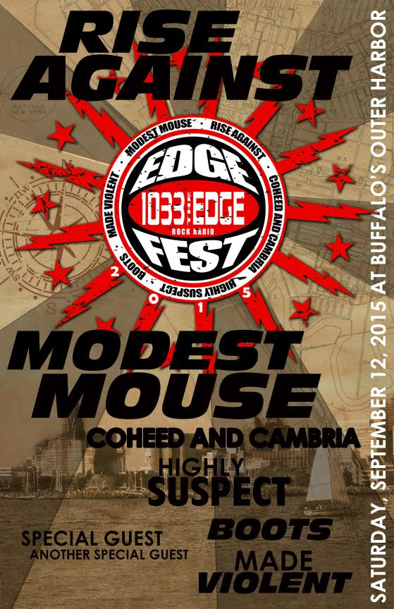 Just Announced: Modest Mouse