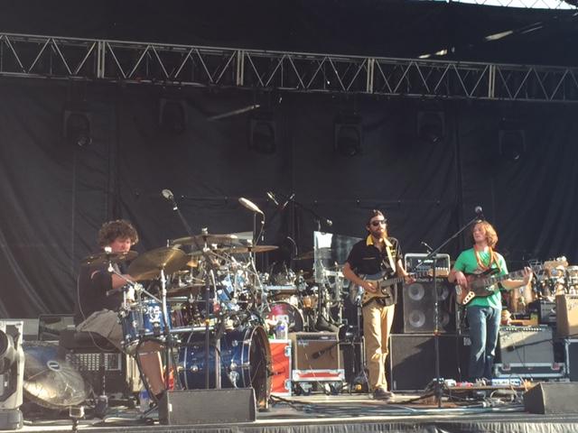 Umphrey's McGee w/Aqueous at Canalside (8/6/15)