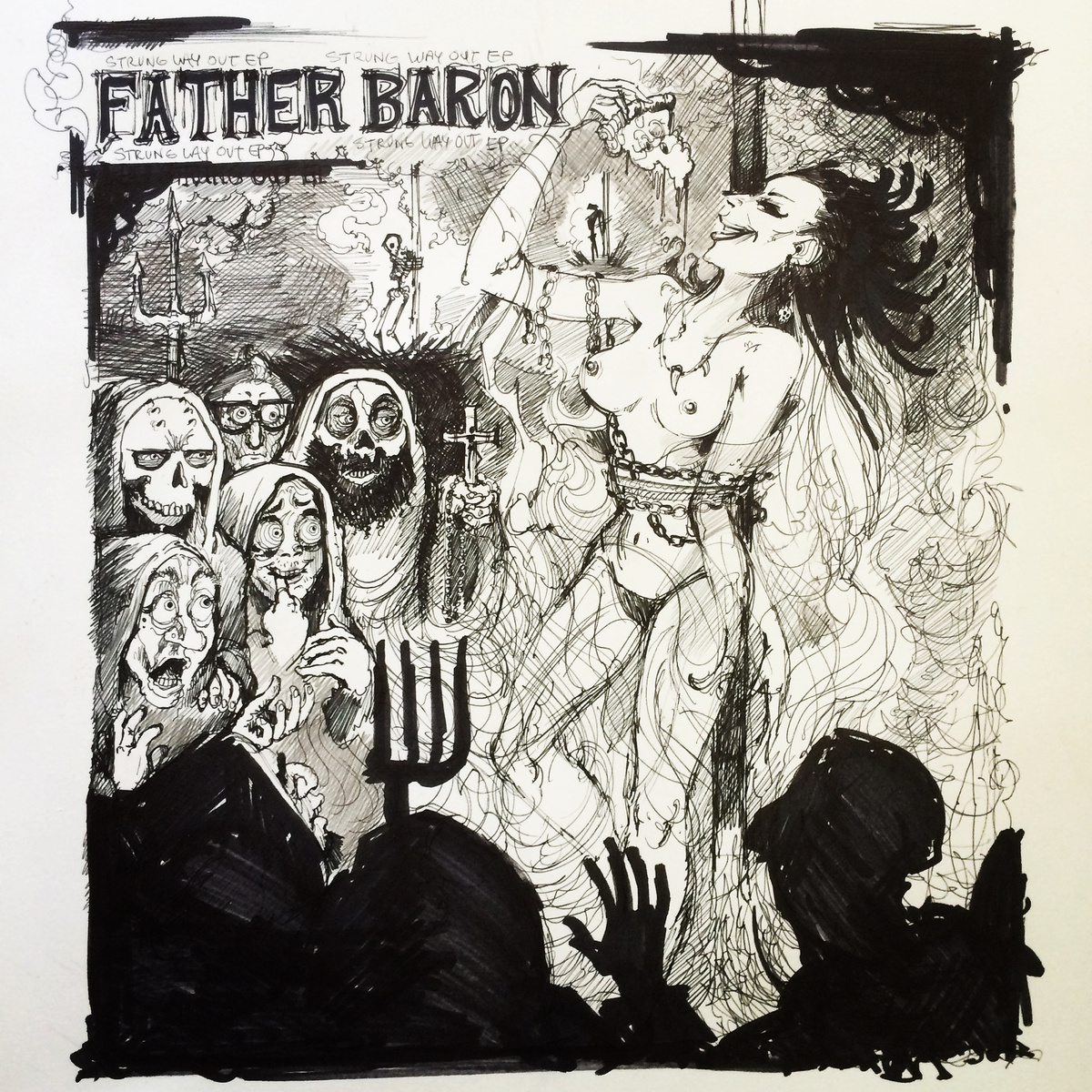 Father Baron Releases Debut EP