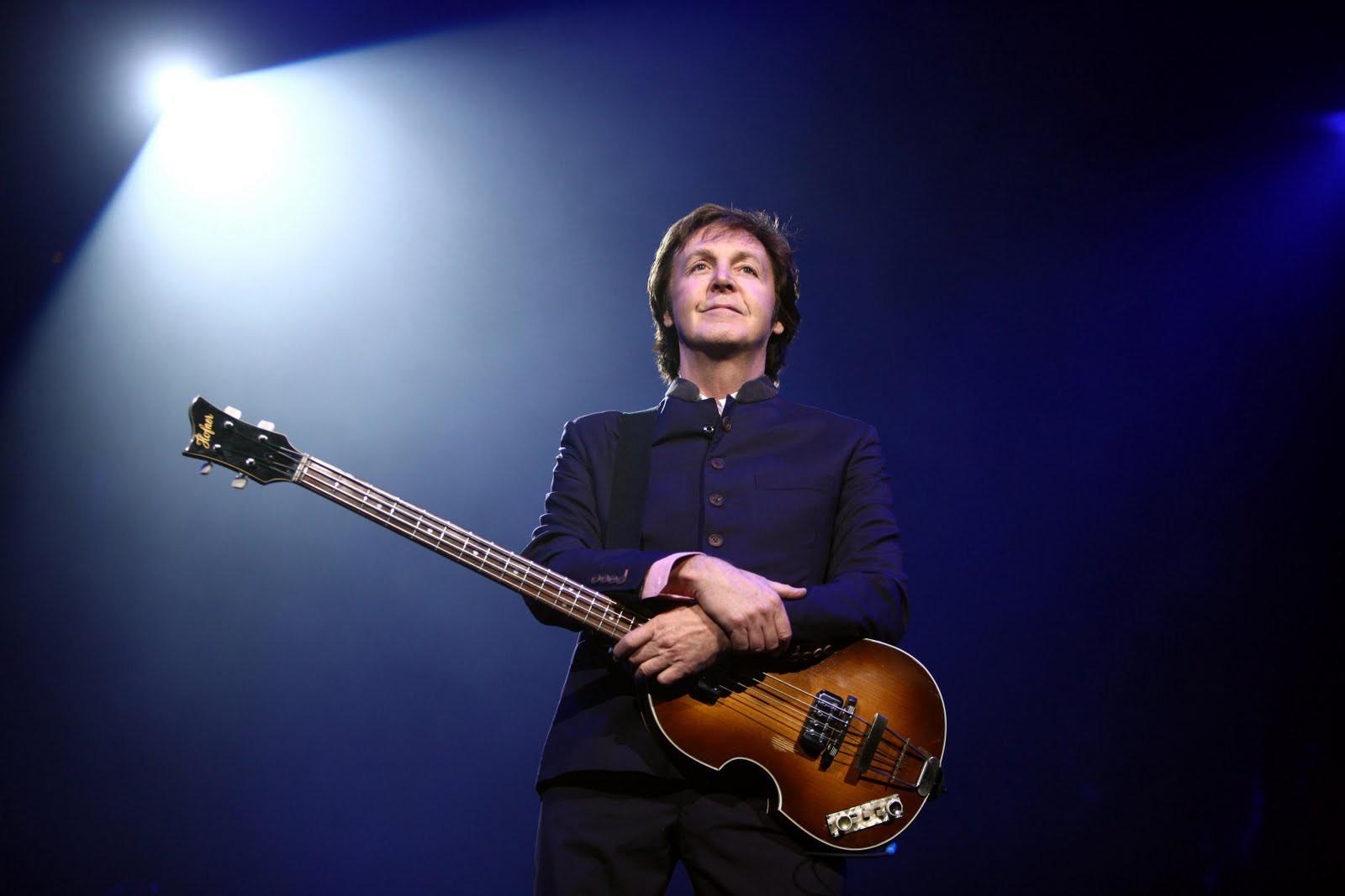 Just Announced: Paul McCartney