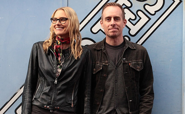 Tonight: The Both (Aimee Mann and Ted Leo)