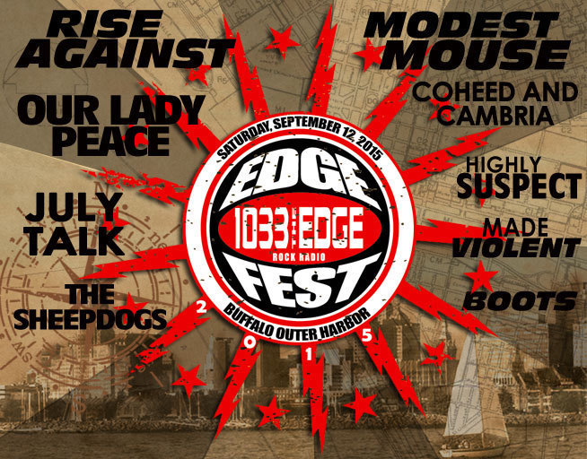 Today and Tonight: EdgeFest 2015