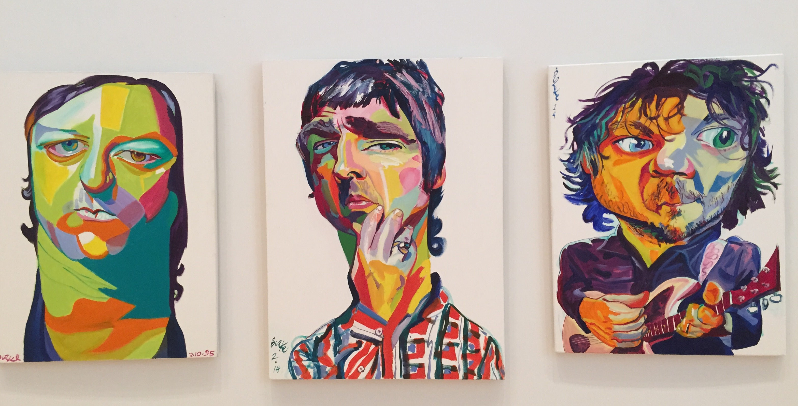 """""""The Likeness of Being: Portraits by Philip Burke"""" at BPAC Ends 9/13"""