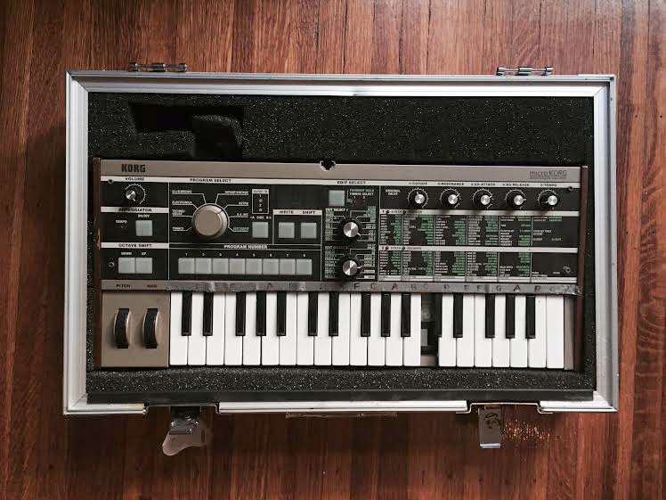 Sound Devices: Why Cory Loves His MicroKorg