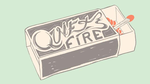 An Exclusive with Quiet Fire Media