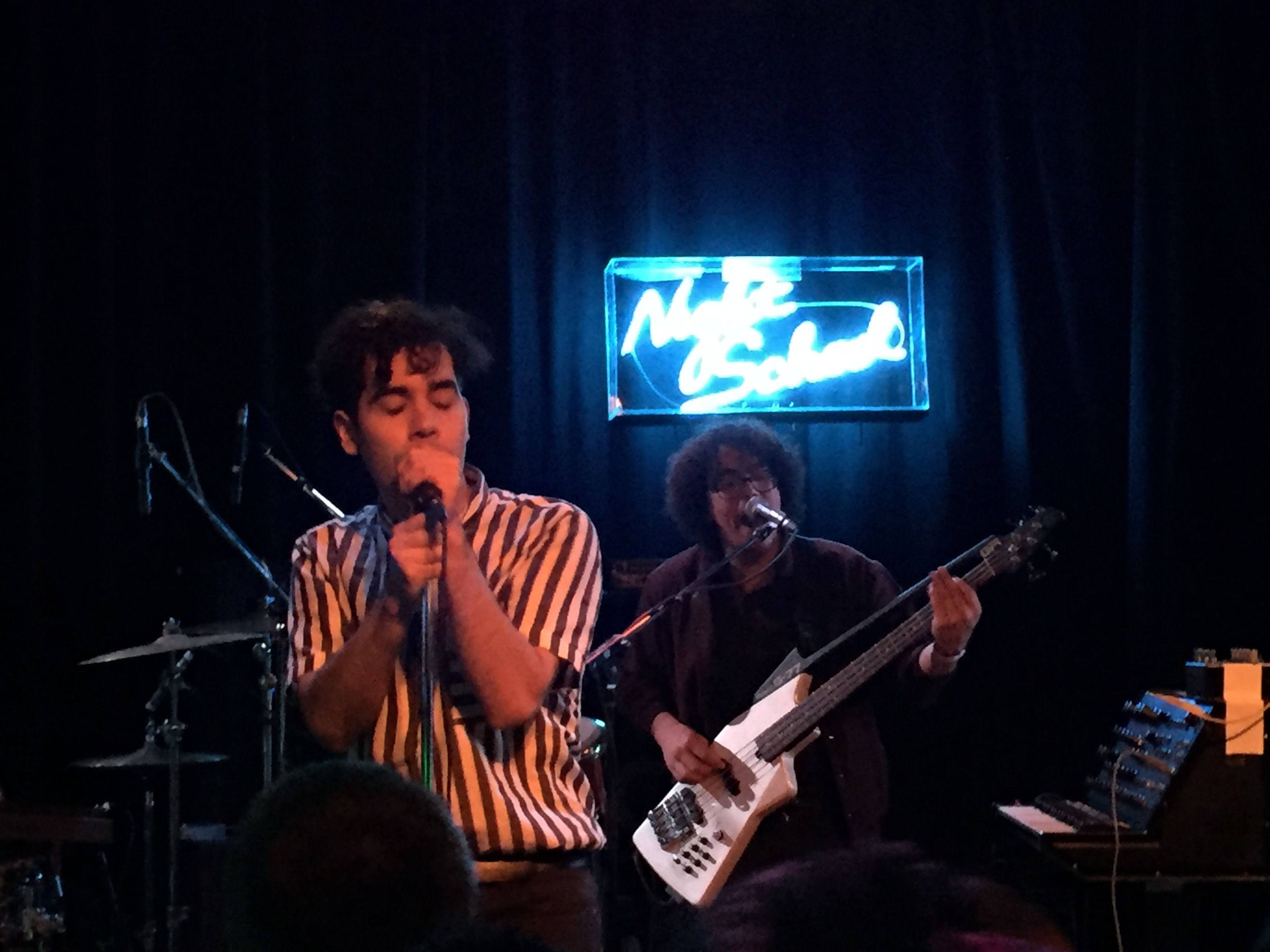 Neon Indian at the Tralf (10/23/15)