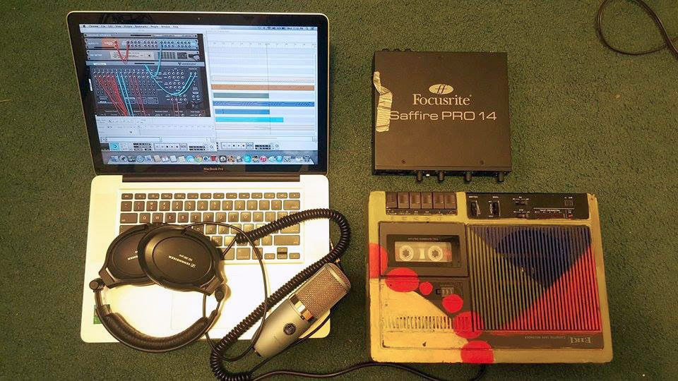 Sound Devices: Why Space Cubs Loves Her $10 Cassette Player
