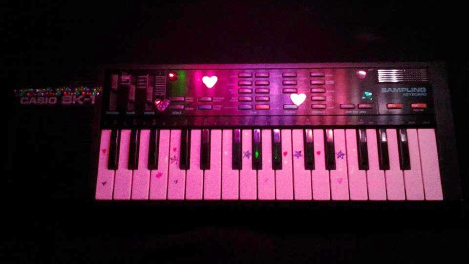 Sound Devices: Why Sparklebomb Loves Her Casio SK-1