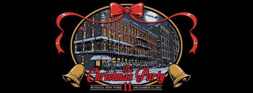 Just Announced: The Christmas Party 11