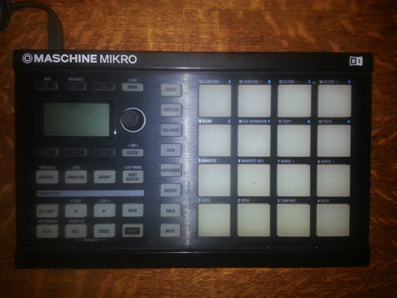 Sound Devices: Why JeffRepeater Loves His Native Instruments Maschine