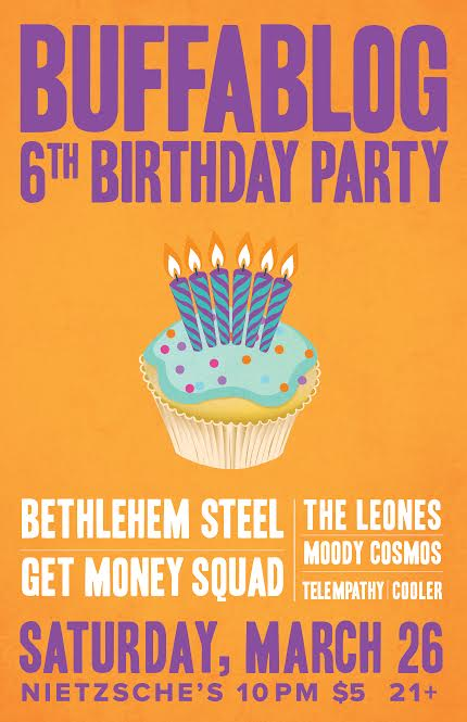 Just Announced: buffaBLOG's Sixth Birthday Party