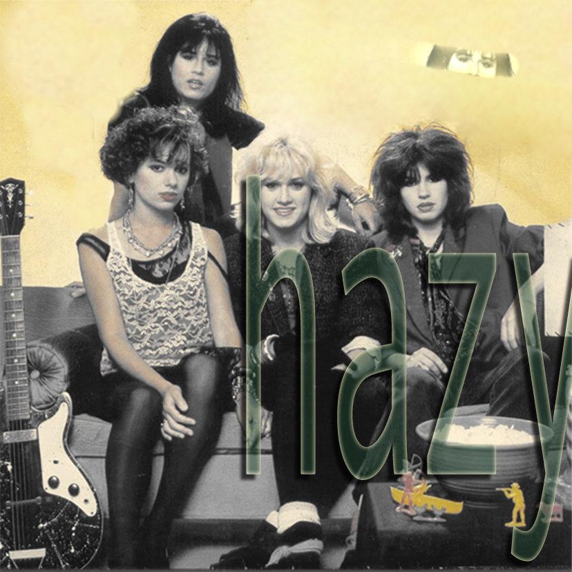 damian –  Hazy 85