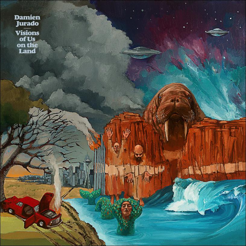 Damien Jurado –  Vision of Us on the Land