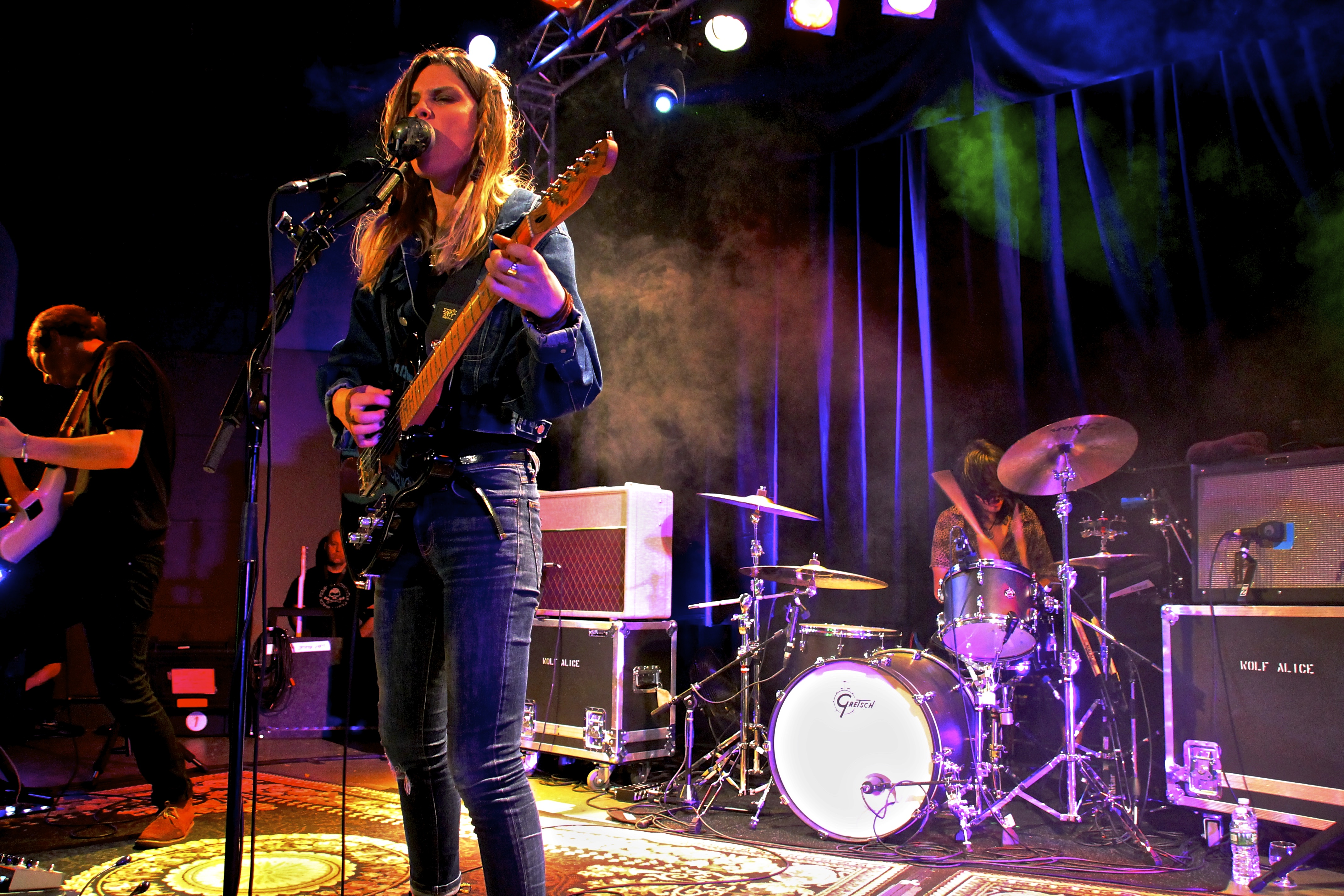 Wolf Alice at The Tralf (4/6/16)