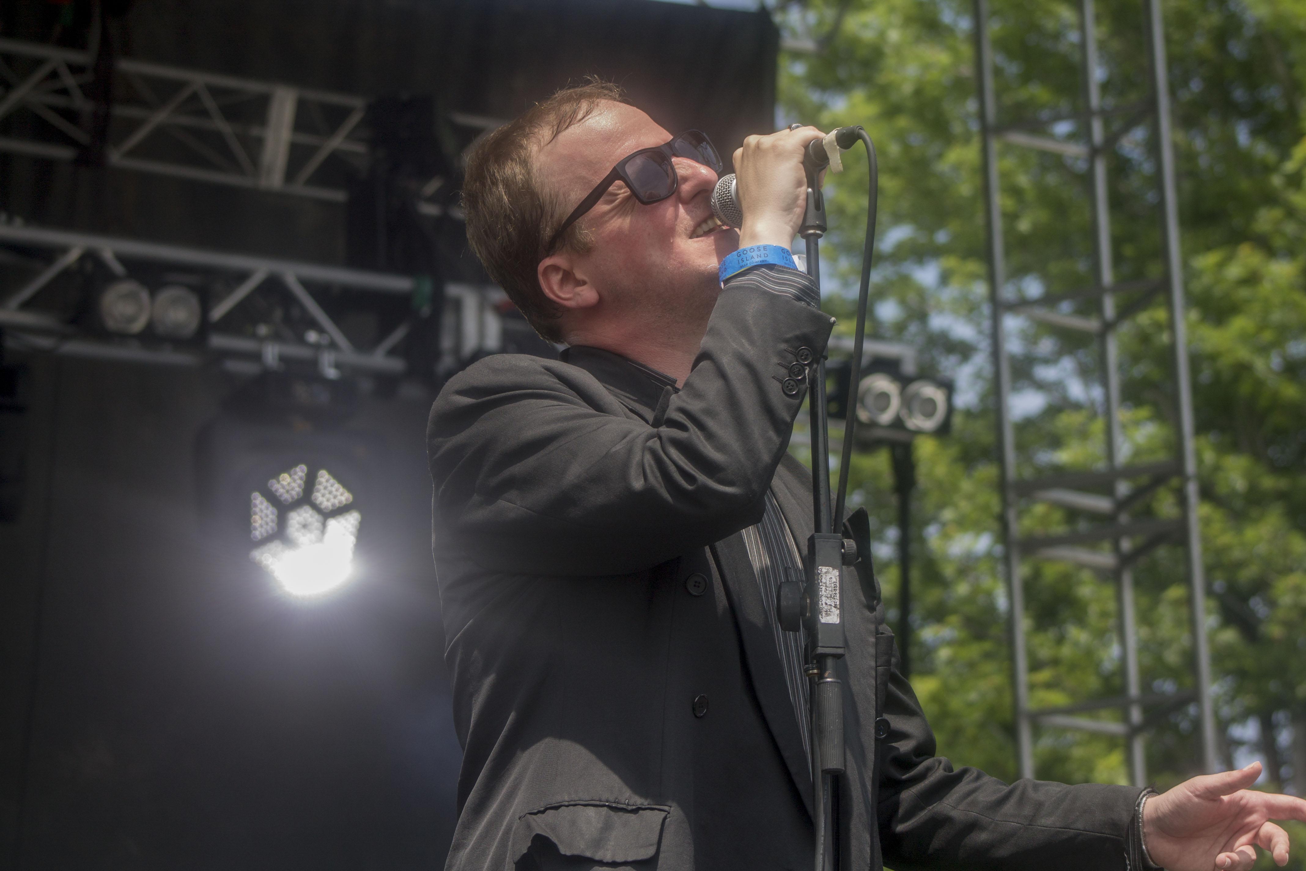 Protomaryr at Pitchfork Festival 2015 shot by Brendan O'Connor